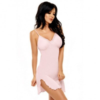 Nuisette Marcy Chemise Rose
