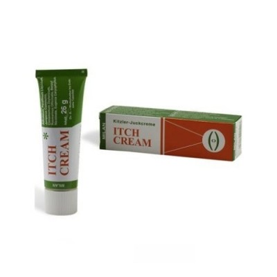 Itch Cream, 28 ml
