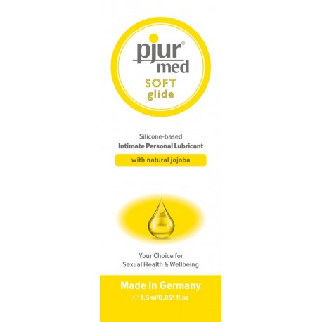 PJUR MED SOFT GLIDE 1,5ML