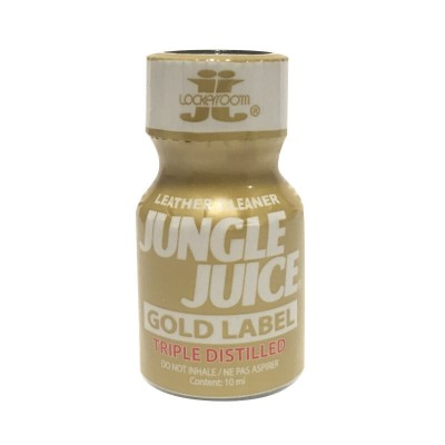 JUNGLE JUICE GOLD LABEL TRIPLE DISTILLED 10ML