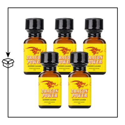 DRAGON POWER 24ML X 5