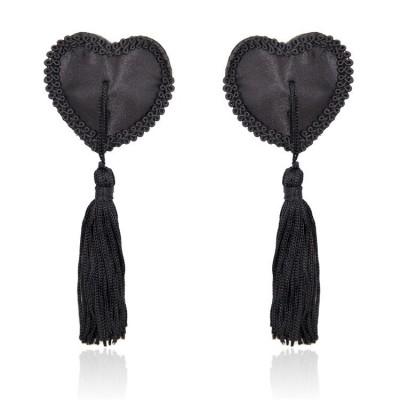 Caches Tétons Black Hearts