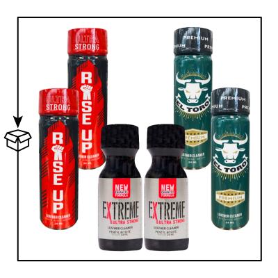 Pack Popper Nouveaux Dragon Aromas