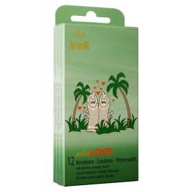 AMOR wild Love 12 preservatifs