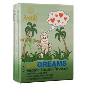 AMOR wild Dreams 3 préservatifs
