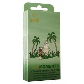 AMOR wild Moments 12 préservatifs
