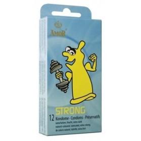 AMOR Strong 12 préservatifs