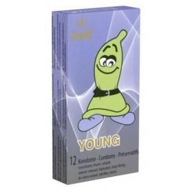 AMOR Young 12 préservatifs