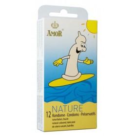 AMOR Nature 12 préservatifs