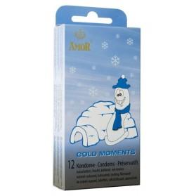 AMOR Cold Moments 12 préservatifs