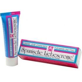 Crème Unisex Spanische Liebescreme