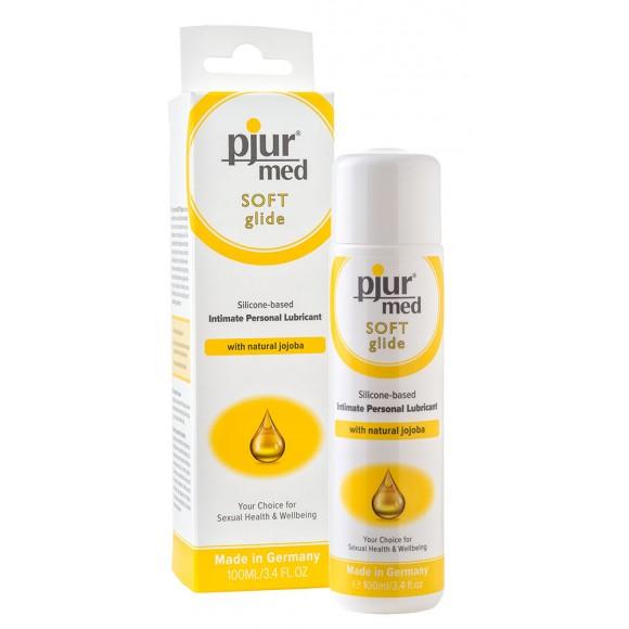 Pjur® Med Soft Glide 100 Ml