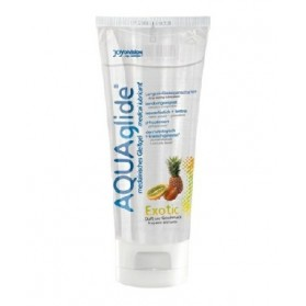 LUBRIFIANT AQUAGLIDE EXOTIQUE FRUIT 100ML