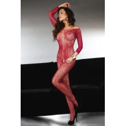 ABRA BODYSTOCKING – BORDEAUX