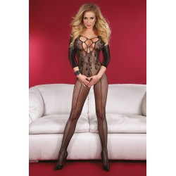 AMANI BODYSTOCKING NOIR
