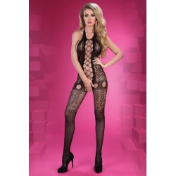 BENQUASHA BODYSTOCKING NOIR