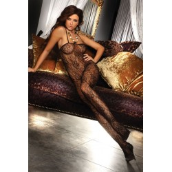 DANAE BODYSTOCKING NOIR