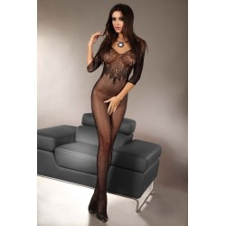 JOSSLYN BODYSTOCKING – NOIR XL/XXL