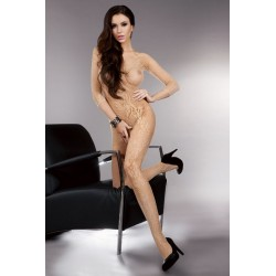 KHRYSEIS BODYSTOCKING BEIGE
