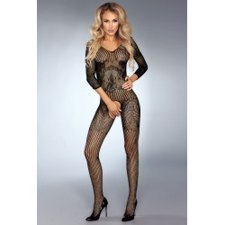 KINSLEY BODYSTOCKING NOIR