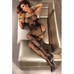 TITANIA BODYSTOCKING – NOIR