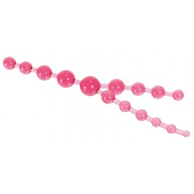 Triple Anal Pleasure Beads Pk