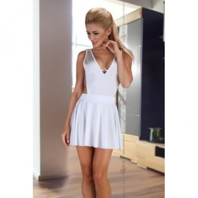 Mini Robe Severine White