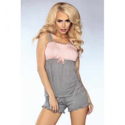 Innocent Rose Court Pyjamas – Modèle 102