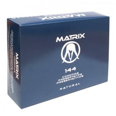.PRÉSERVATIFS MATRIX NATURAL - BOÎTE DE 144