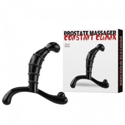 Stimulateur De La Prostate Constant Climax
