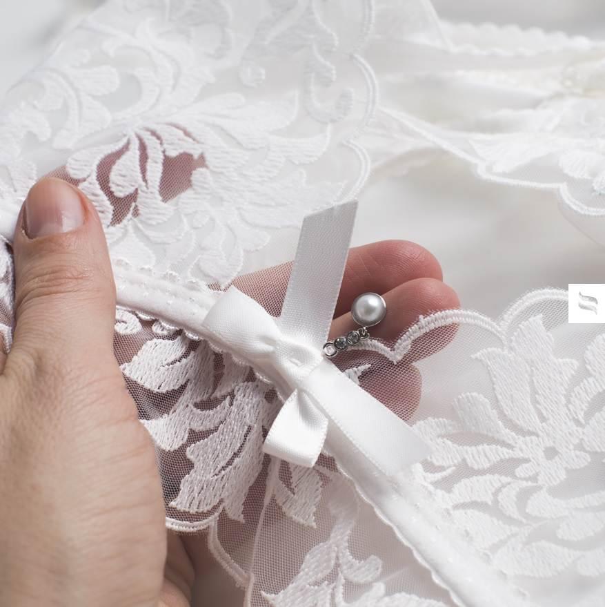 organize delicate lingerie
