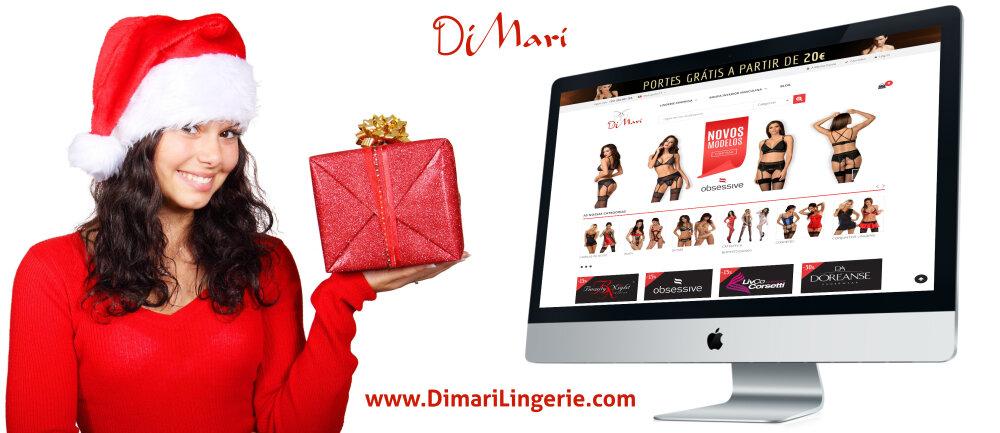 Acheter lingerie pour Noël