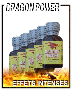 Poppers dragon power