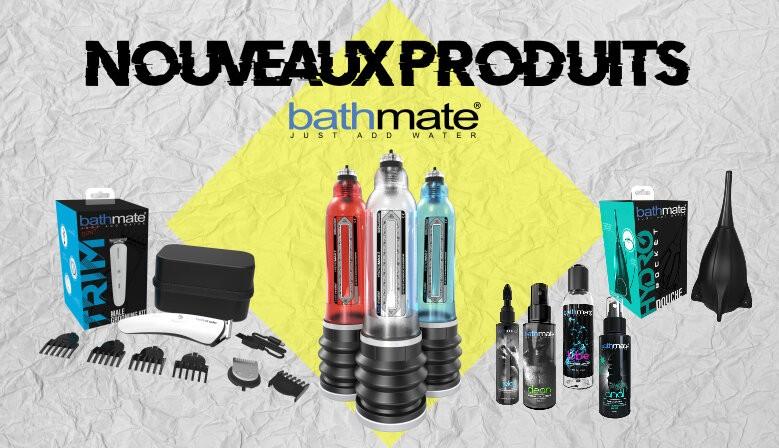 NOUVEAUX Bathmate produits